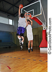 ;), basket-ball, concurrence