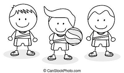 Basket ball team