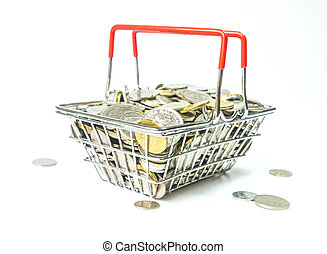 Basket coins