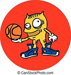 Basket draw