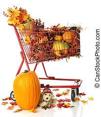 Basket Full of Autumn