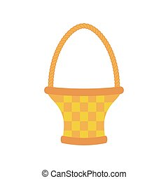 Basket illustration vector