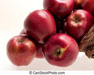 Basket of Apples 3