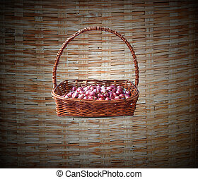 Basket of Onion