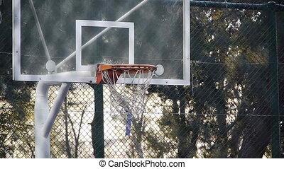 Basket play basketball streetball sport game action 2
