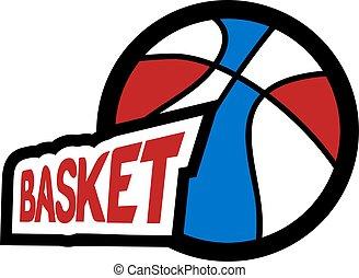 basket symbol design
