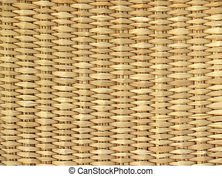 Basket-weave texture - Background Texture from an Ecuadorian...