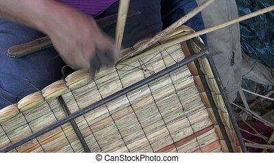 Basket Weaving, Arts & Crafts, Wicker
