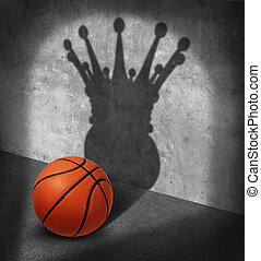 basketbal, kampioen