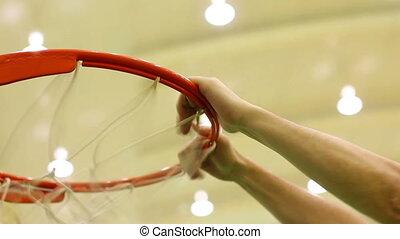 basketbal, opeenvolging