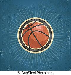 basketbal, retro