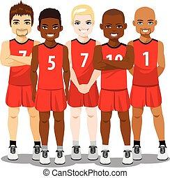 basketbal team