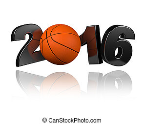 Basketball 2016 design