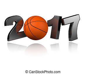 Basketball 2017 design