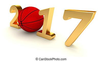 Basketball 2017 year