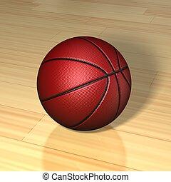 Basketball ball Isolated on background