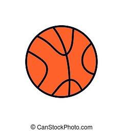 basketball ball sport
