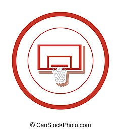 Basketball Board Vector Clipart Eps Images 1 270 Basketball Board