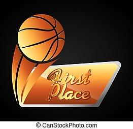 basketball championship design