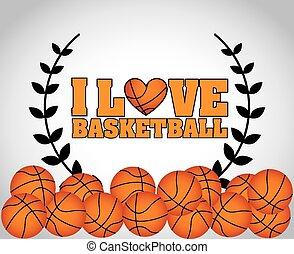 basketball championship design, vector illustration eps10 ...