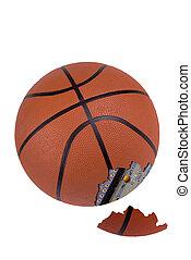 Basketball computer