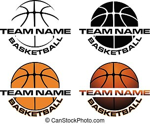 Basketball Designs With Team Name is an illustration is an ...