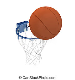 Basketball items