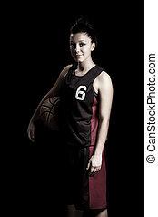 basketball, kvindelig
