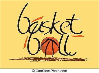 basketball logo - Ready made basketball vector logo /...