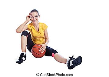 basketball, m�dchen