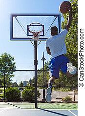 Basketball Monster Jam