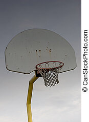 Basketball net & Backboard