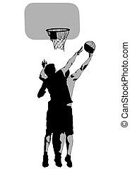 Basketball people one