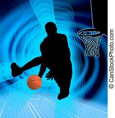 basketball, punkt