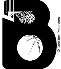 Basketball Swish B
