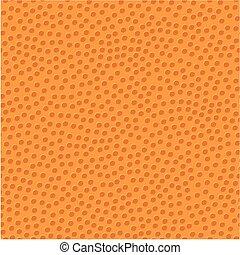basketball texture seamless pattern - basketball orange ball...