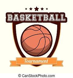 basketball tournament sport banner