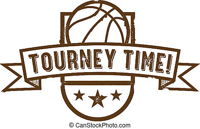 Basketball Tournament Tim - Basketball tournament clip art...