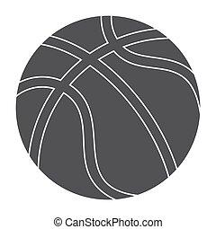 Basketball Vector Silhouette
