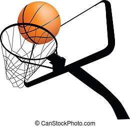 basketball - vector