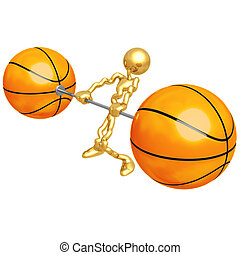 Basketball Weight Training - 3D Concept And Presentation ...