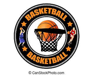 basketboll, etikett