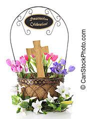Basketful of Easter