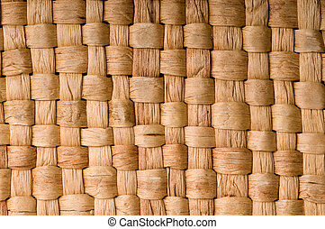 Basketweave Texture Background
