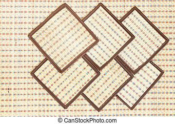 basketwork background - basketwork texture background.