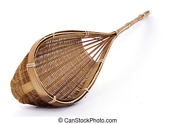 basketwork. - The use made of wicker.