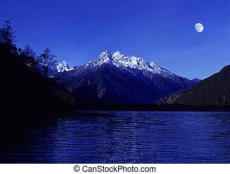 Basontso Lake