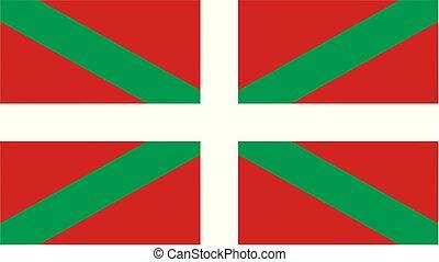 Basque Flag of Basque Country