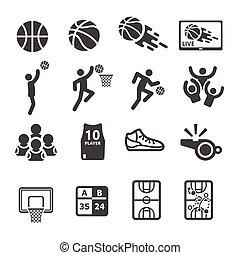basquetebol, ícone