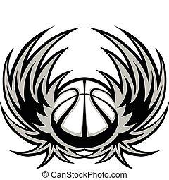 basquetebol, asas, modelo